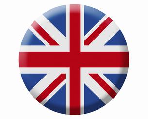 イギリスの国旗の写真素材 [FYI04211672]