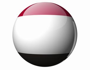イエメンの国旗の写真素材 [FYI04212004]
