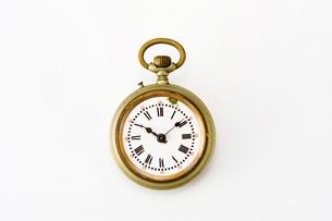 懐中時計の写真素材 [FYI04215063]