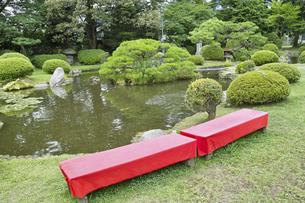庭園の写真素材 [FYI04216567]