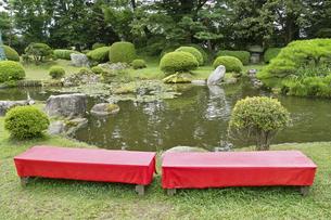 庭園の写真素材 [FYI04216569]