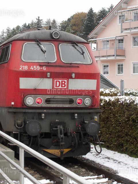 機関車の写真素材 [FYI04220067]