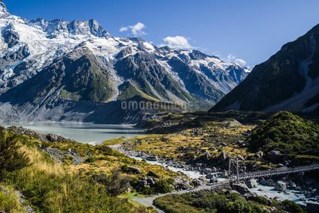 マウントクック国立公園_ニュージーランドの写真素材 [FYI04223247]