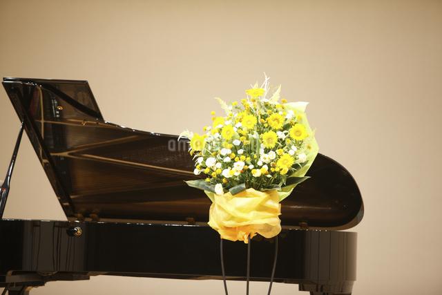 ピアノの写真素材 [FYI04223567]