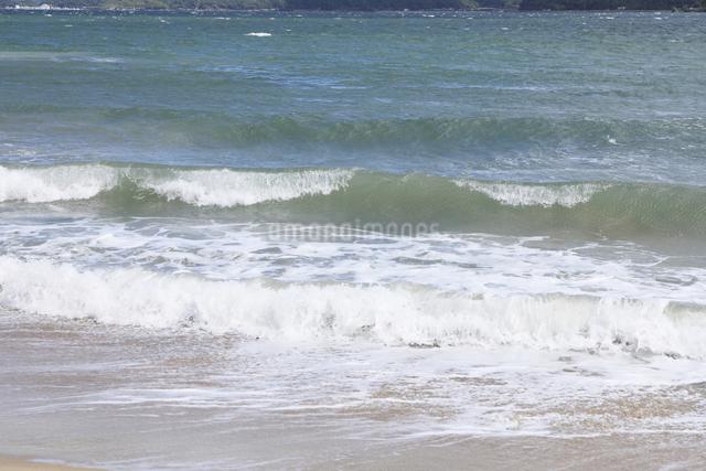 波の写真素材 [FYI04223782]