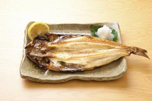 焼き魚ホッケの写真素材 [FYI04225253]