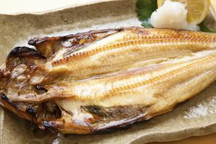 焼き魚ホッケの写真素材 [FYI04225254]