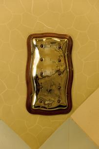 エレベーター表示板の写真素材 [FYI04228432]