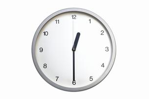 時計の写真素材 [FYI04229222]