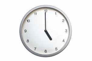 時計の写真素材 [FYI04229230]