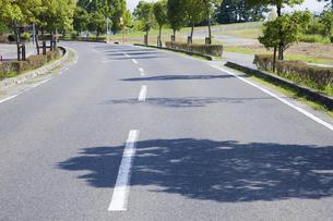 道の写真素材 [FYI04233461]