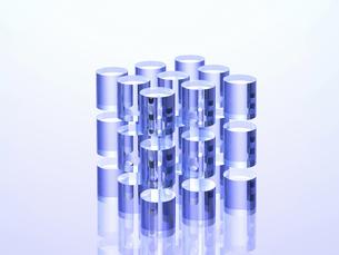 立方体の写真素材 [FYI04234098]