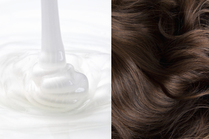 髪の毛のイラスト素材 [FYI04234998]