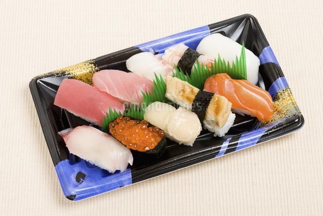 お寿司のイラスト素材 [FYI04236112]
