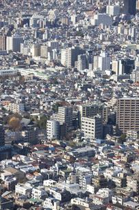 新宿 都庁舎からの展望のイラスト素材 [FYI04236371]