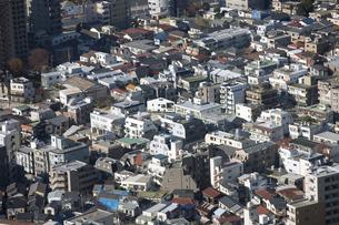 新宿 都庁舎からの展望のイラスト素材 [FYI04236373]