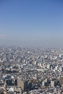 新宿 都庁舎からの展望のイラスト素材 [FYI04236374]