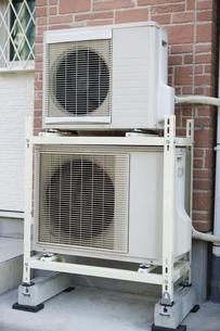 エアコンの室外機の写真素材 [FYI04236423]