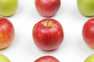 りんご3種の写真素材 [FYI04236905]