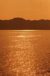 向島の海の写真素材 [FYI04237320]
