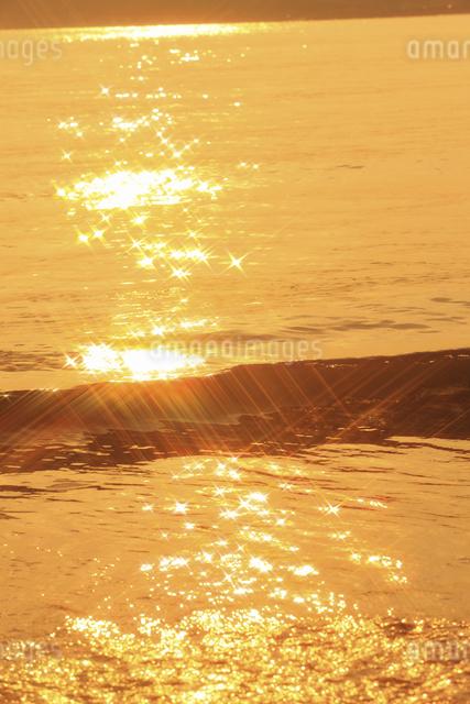 向島の海の写真素材 [FYI04237346]