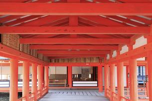 厳島神社の写真素材 [FYI04237419]