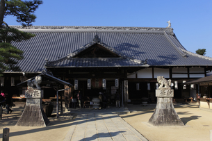 厳島神社の写真素材 [FYI04237486]