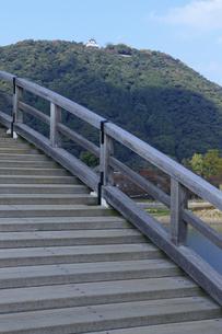 錦帯橋の写真素材 [FYI04237572]