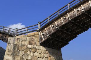 錦帯橋の写真素材 [FYI04237630]