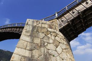 錦帯橋の写真素材 [FYI04237631]
