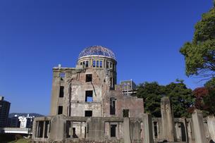 原爆ドームの写真素材 [FYI04237658]
