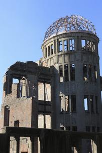 原爆ドームの写真素材 [FYI04237679]