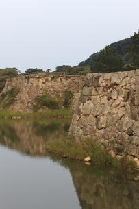 萩城跡の写真素材 [FYI04238056]