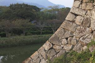 萩城跡の写真素材 [FYI04238068]