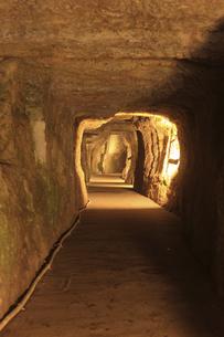 石見銀山跡の写真素材 [FYI04238378]