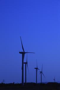 米子市北栄町の風車の写真素材 [FYI04238649]