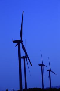 米子市北栄町の風車の写真素材 [FYI04238651]