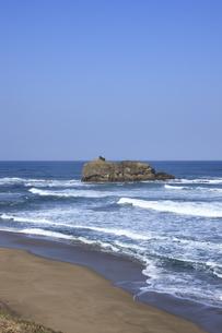 白兎海岸の写真素材 [FYI04238688]