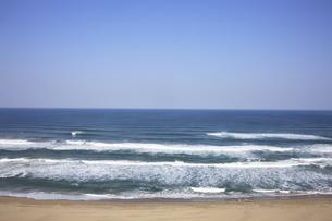 鳥取砂丘の写真素材 [FYI04238716]