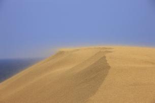 鳥取砂丘の写真素材 [FYI04238767]