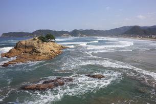 浦富海岸の写真素材 [FYI04238854]