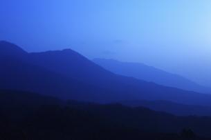 蒜山の日の出の写真素材 [FYI04238958]