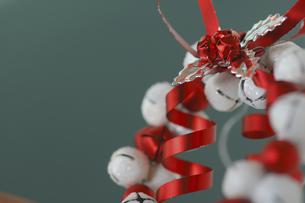 クリスマスオーナメントの写真素材 [FYI04240422]