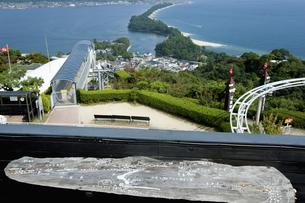 天橋立の絵図の写真素材 [FYI04240977]