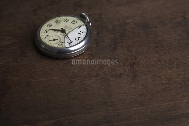 懐中時計の写真素材 [FYI04241581]