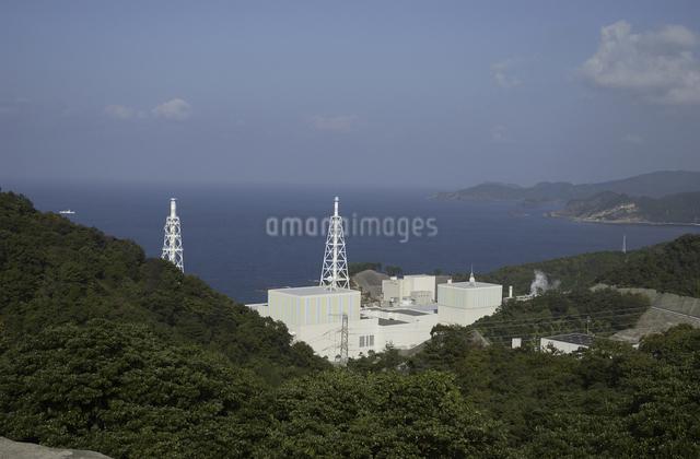 鹿島原子力発電所の写真素材 [FYI04242239]