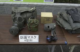 防護マスクの写真素材 [FYI04242245]