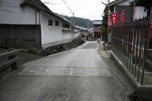 岡寺参道の写真素材 [FYI04244599]