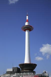 京都タワーの写真素材 [FYI04244665]