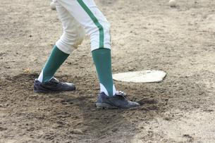 草野球のバッターの写真素材 [FYI04245512]